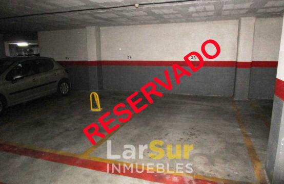 Garaje en venta en Paseo Los Tilos 22, Málaga
